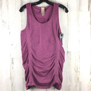 Primary Photo - BRAND: CALIA STYLE: ATHLETIC TANK TOP COLOR: PURPLE SIZE: L SKU: 258-25871-13409