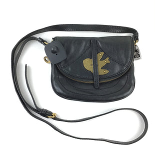Primary Photo - BRAND: MARC BY MARC JACOBS STYLE: HANDBAG DESIGNER COLOR: BLACK SIZE: SMALL OTHER INFO: AS IS CROSSBODY PETAL TO THE METAL BIRD SKU: 258-25885-32077