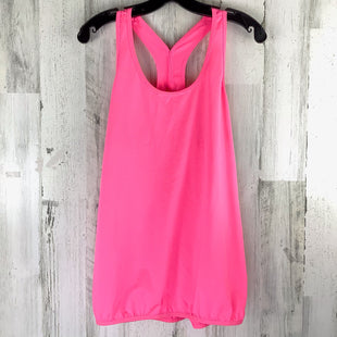 Primary Photo - BRAND: TEK GEAR STYLE: ATHLETIC TANK TOP COLOR: PINK SIZE: M SKU: 258-25873-38368