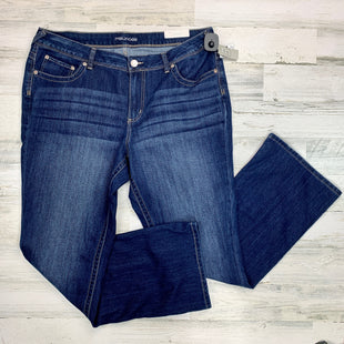 Primary Photo - BRAND: MAURICES STYLE: JEANS COLOR: DENIM SIZE: 20 OTHER INFO: NWT RT $34.00 SKU: 258-258111-4761