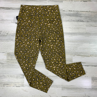 Primary Photo - BRAND:    CLOTHES MENTOR STYLE: ATHLETIC PANTS COLOR: GREEN SIZE: XL OTHER INFO: CHEETAH SKU: 258-25898-11531