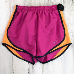 Primary Photo - BRAND: NIKE APPAREL STYLE: ATHLETIC SHORTS COLOR: PINK SIZE: XS SKU: 258-25871-13463