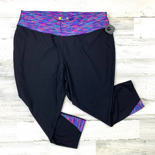 Primary Photo - BRAND: XERSION STYLE: ATHLETIC CAPRIS COLOR: BLACK SIZE: 1X SKU: 258-258111-9224