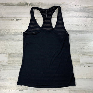 Primary Photo - BRAND: 90 DEGREES BY REFLEX STYLE: ATHLETIC TANK TOP COLOR: BLACK SIZE: XL OTHER INFO: NWT STRIPE SKU: 258-25873-34770