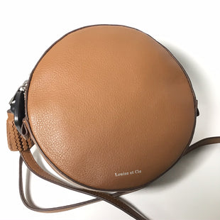 Primary Photo - BRAND:  CMB STYLE: HANDBAG LEATHER COLOR: BROWN SIZE: SMALL OTHER INFO: LOUISE ET CIE ROUND CROSSBODY SKU: 258-25871-10689