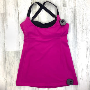 Primary Photo - BRAND: LULULEMON STYLE: ATHLETIC TANK TOP COLOR: PINK SIZE: 6 OTHER INFO: OL SKU: 258-258111-11990