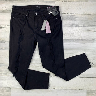 Primary Photo - BRAND: ANA STYLE: PANTS COLOR: BLACK SIZE: 6 OTHER INFO: NWT DISTRESSED SKU: 258-25873-36523