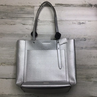 Primary Photo - BRAND: REBECCA MINKOFF STYLE: HANDBAG DESIGNER COLOR: SILVER SIZE: LARGE SKU: 258-258113-8252