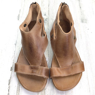 Primary Photo - BRAND: BED STU STYLE: SANDALS FLAT COLOR: BROWN SIZE: 6 OTHER INFO: LEATHER SKU: 258-25877-16147