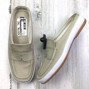 Primary Photo - BRAND: KEDS STYLE: SHOES FLATS COLOR: TAN SIZE: 5.5 OTHER INFO: SLIP ON SKU: 258-25877-18034