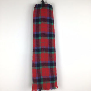 Primary Photo - BRAND:    CLOTHES MENTOR STYLE: SCARF WINTER COLOR: PLAID OTHER INFO: BLANKET SCARF SKU: 258-258111-3586