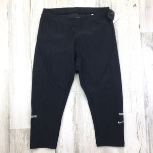 Primary Photo - BRAND: NIKE APPAREL STYLE: ATHLETIC CAPRIS COLOR: BLACK SIZE: XS SKU: 258-258111-10820