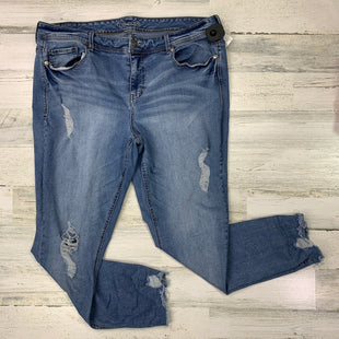 Primary Photo - BRAND: MAURICES STYLE: JEANS COLOR: DENIM SIZE: 20 SKU: 258-25885-30893