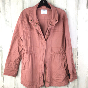 Primary Photo - BRAND: OLD NAVY STYLE: JACKET OUTDOOR COLOR: PINK SIZE: M SKU: 258-258111-8084