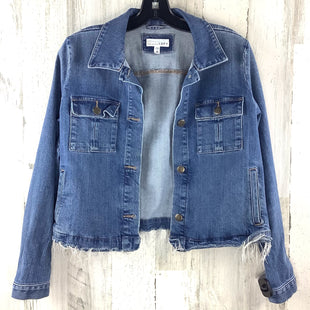 Primary Photo - BRAND: LOFT STYLE: JACKET OUTDOOR COLOR: DENIM SIZE: M SKU: 258-25885-33624