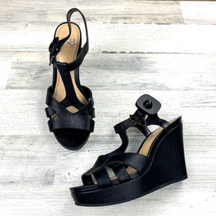 Primary Photo - BRAND: GIANNI BINI STYLE: SHOES HIGH HEEL COLOR: BLACK SIZE: 8.5 SKU: 258-25885-31045