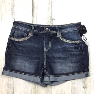 Primary Photo - BRAND: EARL JEAN STYLE: SHORTS COLOR: DENIM SIZE: 4 SKU: 258-258111-6312