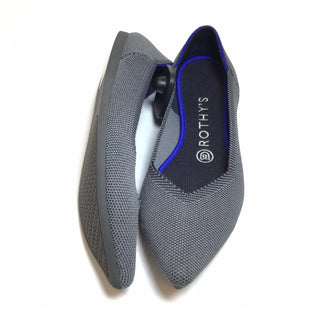 Primary Photo - BRAND: ROTHYS STYLE: SHOES FLATS COLOR: GREY SIZE: 7.5 SKU: 258-25840-16321