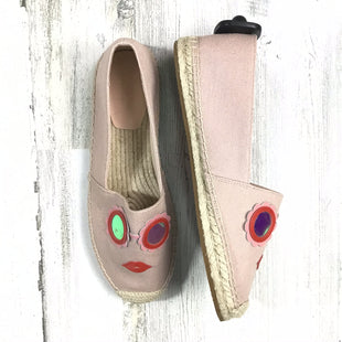Primary Photo - BRAND: KATE SPADE STYLE: SHOES FLATS COLOR: PINK SIZE: 7.5 OTHER INFO: GRENADA GLASSES ESPADRILLES *BS*. SKU: 258-258113-9376.