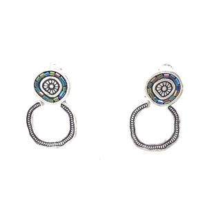 Primary Photo - BRAND: PREMIER DESIGNS STYLE: EARRINGS COLOR: SILVER OTHER INFO:THREE IN ONE SKU: 258-25885-32961