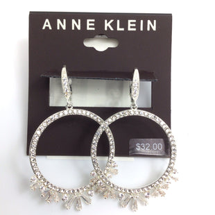 Primary Photo - BRAND: ANNE KLEIN O STYLE: EARRINGS COLOR: CLEAR OTHER INFO: 23 SKU: 258-258113-11274
