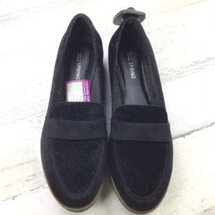 Primary Photo - BRAND: CALL IT SPRING STYLE: SHOES LOW HEEL COLOR: BLACK SIZE: 7.5 OTHER INFO: SOLID SUEDE SKU: 258-258111-8321