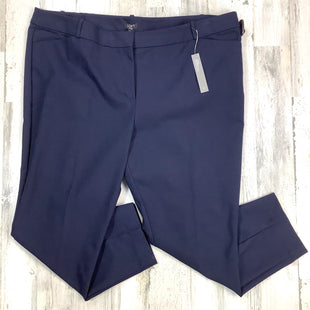 Primary Photo - BRAND: LOFT STYLE: PANTS COLOR: NAVY SIZE: 24 OTHER INFO: NWT! RETAILS $70 SKU: 258-25877-16820