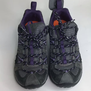 Primary Photo - BRAND: MERRELL STYLE: SHOES ATHLETIC COLOR: BLACK SIZE: 6 SKU: 258-25871-13588