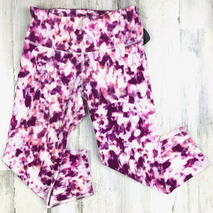 Primary Photo - BRAND: OLD NAVY STYLE: ATHLETIC CAPRIS COLOR: PURPLE SIZE: M SKU: 258-25873-37899