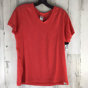 Primary Photo - BRAND: NORTHFACE STYLE: ATHLETIC TOP SHORT SLEEVE COLOR: RED SIZE: L SKU: 258-258111-12306