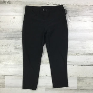Primary Photo - BRAND: MONDETTA STYLE: ATHLETIC CAPRIS COLOR: BLACK SIZE: S OTHER INFO: SOLID SKU: 258-25873-35664