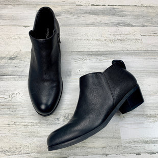 Primary Photo - BRAND:    CLOTHES MENTOR STYLE: BOOTS ANKLE COLOR: BLACK SIZE: 10.5 OTHER INFO: AETREX SKU: 258-258113-10948