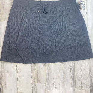 Primary Photo - BRAND: GREEN TEA STYLE: ATHLETIC SKIRT SKORT COLOR: GREY SIZE: 2X SKU: 258-25873-38994