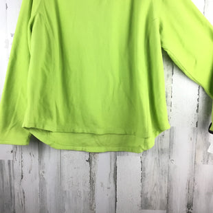 Primary Photo - BRAND: BE INSPIRED STYLE: ATHLETIC TOP COLOR: GREEN SIZE: 2X SKU: 258-25871-12042