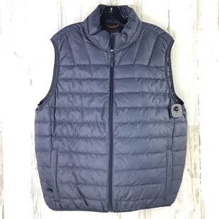 Primary Photo - BRAND:    HAWKE&COSTYLE: VEST DOWN COLOR: BLUE SIZE: L OTHER INFO: HAWKE&CO SKU: 258-258111-10632