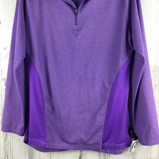 Primary Photo - BRAND: CHAMPION STYLE: ATHLETIC TOP COLOR: PURPLE SIZE: L SKU: 258-25885-32793