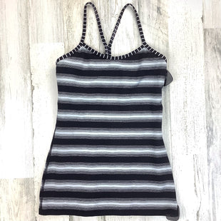 Primary Photo - BRAND: LULULEMON STYLE: ATHLETIC TANK TOP COLOR: BLACK SIZE: 6 OTHER INFO: OL SKU: 258-25885-33592