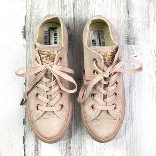Primary Photo - BRAND: CONVERSE STYLE: SHOES FLATS COLOR: ROSE SIZE: 6 SKU: 258-258113-5798