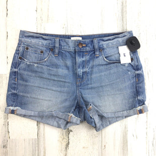 Primary Photo - BRAND: J CREW O STYLE: SHORTS COLOR: DENIM BLUE SIZE: 2 OTHER INFO: DISTRESSED W/ CUFF SKU: 258-25871-12818