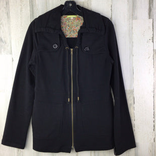 Primary Photo - BRAND: GIANNI BINI STYLE: JACKET OUTDOOR COLOR: BLACK SIZE: M SKU: 258-258111-9802