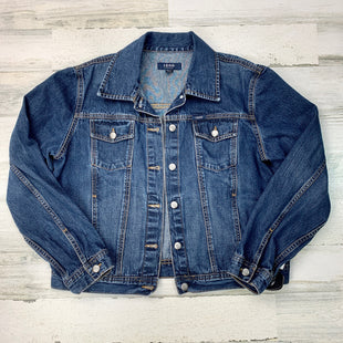 Primary Photo - BRAND: IZOD STYLE: JACKET OUTDOOR COLOR: DENIM SIZE: L SKU: 258-25898-12237