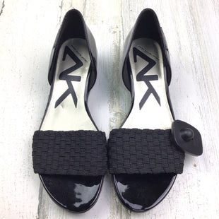 Primary Photo - BRAND: ANNE KLEIN STYLE: SHOES FLATS COLOR: BLACK SIZE: 6.5 OTHER INFO: AKKEA W/ OPEN SIDE SKU: 258-25877-16696