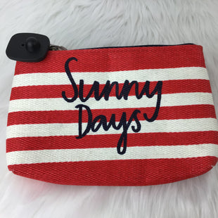 Primary Photo - BRAND:    CLOTHES MENTOR STYLE: WRISTLET COLOR: RED OTHER INFO: JOULES SUNNY DAYS SKU: 258-25885-30260
