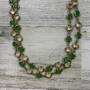Primary Photo - BRAND: TALBOTS O STYLE: NECKLACE COLOR: GREEN OTHER INFO: NWT! RT$60 CIRCLE SKU: 258-25877-17496