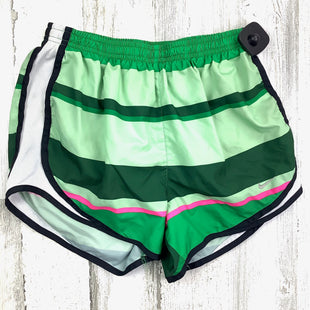 Primary Photo - BRAND: NIKE APPAREL STYLE: ATHLETIC SHORTS COLOR: GREEN SIZE: S SKU: 258-258111-10821