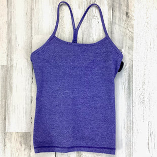 Primary Photo - BRAND: LULULEMON STYLE: ATHLETIC TANK TOP COLOR: BLUE SIZE: M OTHER INFO: LULU 8 SKU: 258-25873-38594