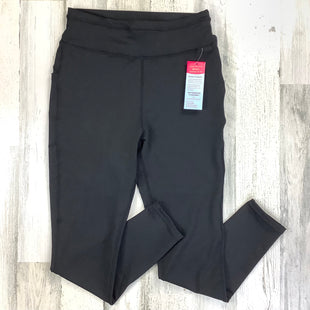 Primary Photo - BRAND:    CLOTHES MENTOR STYLE: ATHLETIC PANTS COLOR: BLACK SIZE: L OTHER INFO: NWT POPFIT SKU: 258-258113-12369