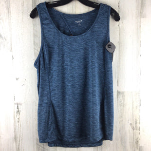 Primary Photo - BRAND: OLD NAVY STYLE: ATHLETIC TANK TOP COLOR: BLUE SIZE: XL SKU: 258-25873-38379