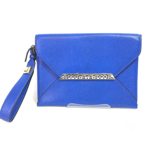 Primary Photo - BRAND: STELLA AND DOT STYLE: WRISTLET COLOR: BLUE OTHER INFO: SIMPLE TRI FOLD SKU: 258-25895-11260
