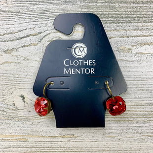 Primary Photo - BRAND:  CMF STYLE: EARRINGS COLOR: RED OTHER INFO: 5 SKU: 258-258100-2951